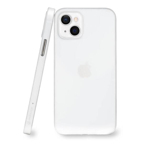Супертонкий чехол oneLounge 1Thin 0.35mm White для iPhone 13