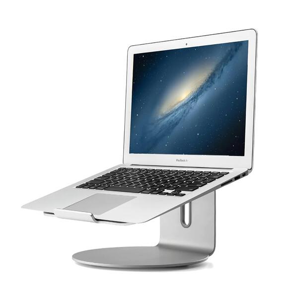 Алюминиевая подставка iLoungeMax Aluminum Alloy Laptop Stand 360 Degree для MacBook