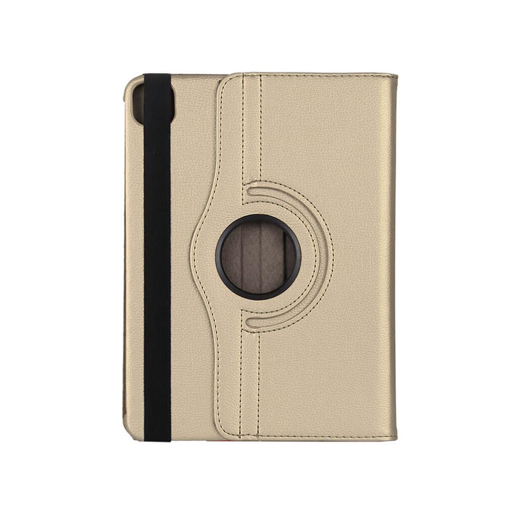 "Чехол-книжка iLoungeMax 360° Rotating Leather Case для iPad Pro 12.9"" (2020) Metalic Gold"