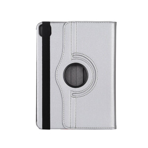 "Купить Чехол-книжка iLoungeMax 360° Rotating Leather Case для iPad Pro 12.9"" (2020) Metalic Silver"