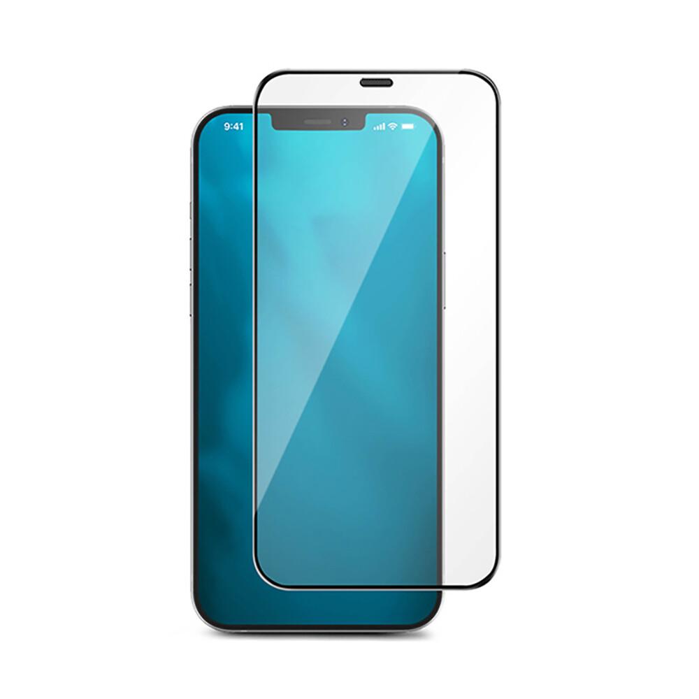 Защитное стекло iLoungeMax 3D Glass With Mesh для iPhone 12 Pro Max