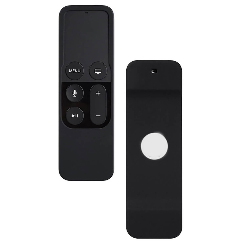Купить Силиконовый чехол oneLounge Black для пульта управления Apple TV 4