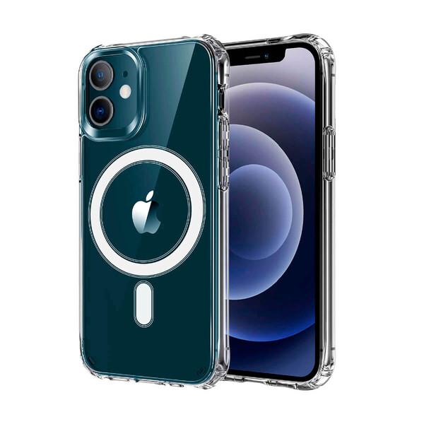 Прозрачный силиконовый чехол iLoungeMax Armor MagSafe Case для iPhone 12 | 12 Pro