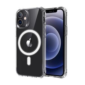 Купить Прозрачный силиконовый чехол oneLounge Armor MagSafe Case для iPhone 12 mini