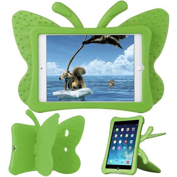 Детский противоударный чехол iLoungeMax Cartoon Butterfly Green для iPad mini 1 | 2 | 3 | 4 | 5