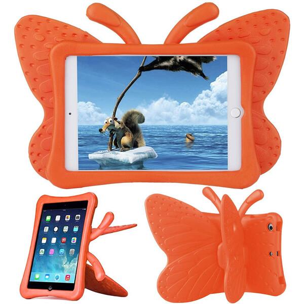 Детский противоударный чехол iLoungeMax Cartoon Butterfly Orange для iPad mini 1 | 2 | 3 | 4 | 5