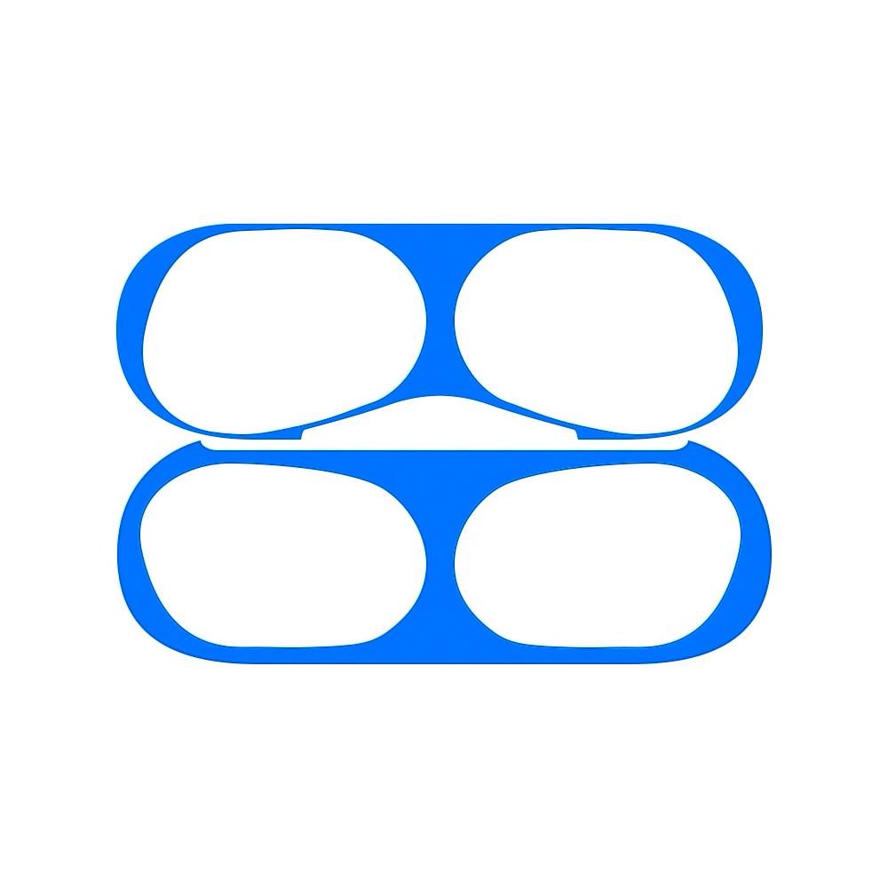 Купить Защитная пленка iLoungeMax для зарядного кейса AirPods Pro Blue