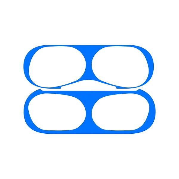 Защитная пленка iLoungeMax для зарядного кейса AirPods Pro Blue