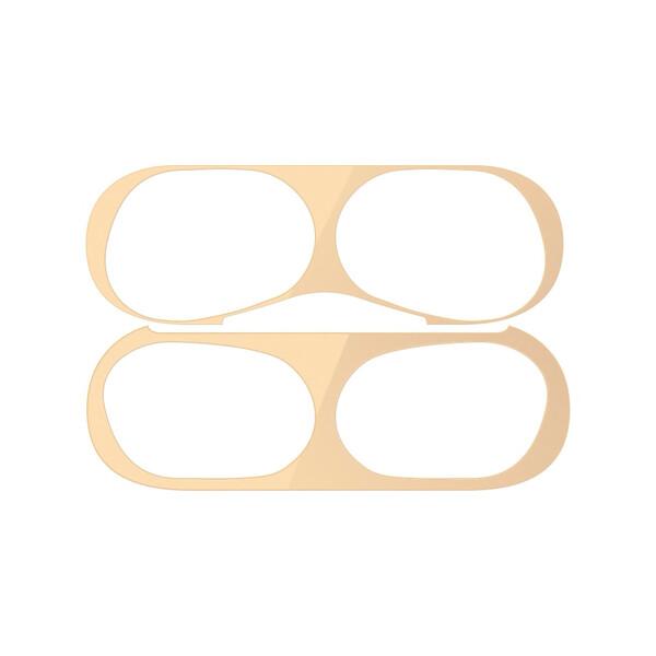 Защитная пленка iLoungeMax для зарядного кейса AirPods Pro Gold