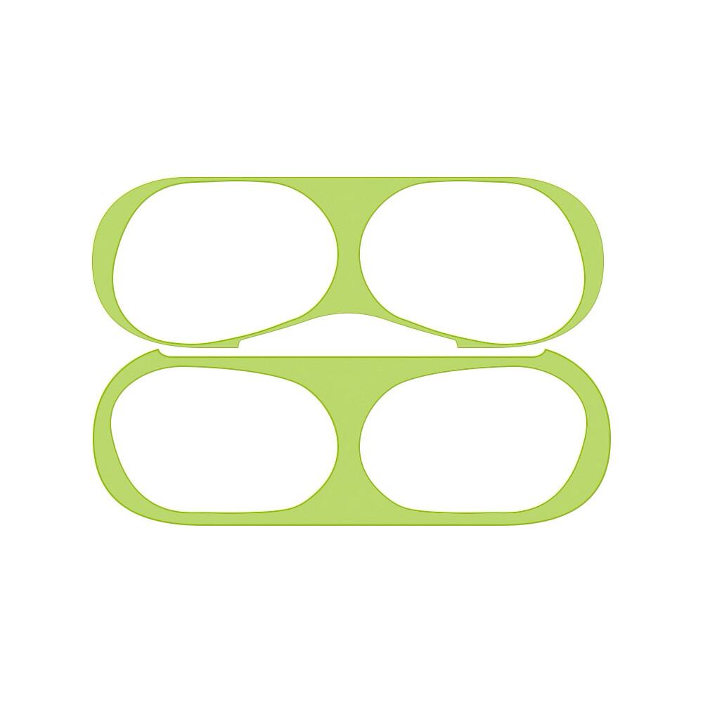 Защитная пленка iLoungeMax для зарядного кейса AirPods Pro Green