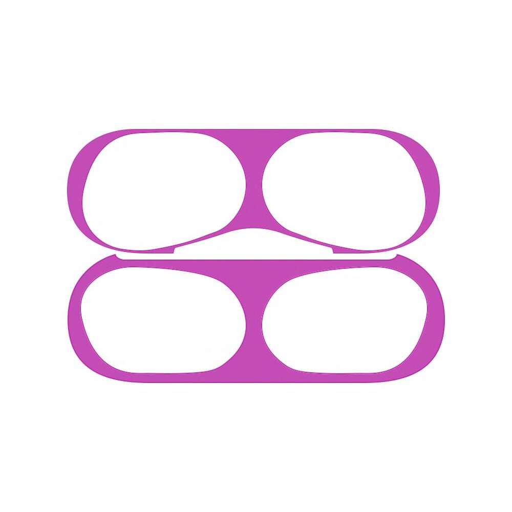 Защитная пленка oneLounge для зарядного кейса AirPods Pro Purple