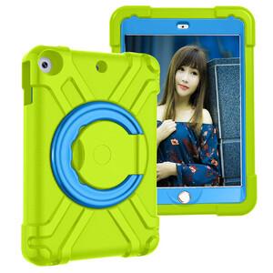 """Купить Детский противоударный чехол oneLounge Children Case 360 Green/Blue для iPad 8/7 10.2"""" (2020/2019)"""