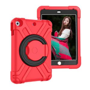 Купить Детский противоударный чехол oneLounge Children Case 360 Red/Black для iPad 9.7 (2018/2017)/Air 2/Air