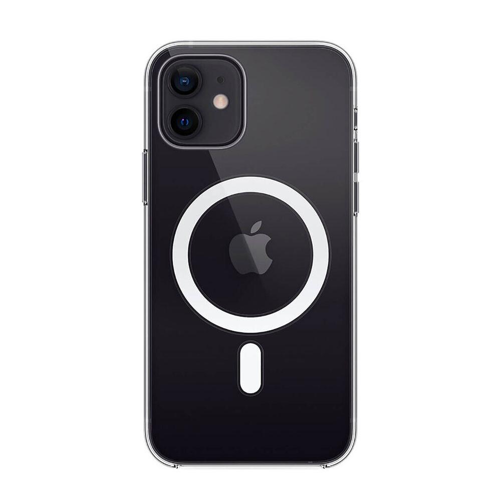 Купить Прозрачный силиконовый чехол iLoungeMax Clear Case MagSafe для iPhone 12 mini OEM
