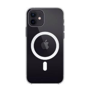 Купить Прозрачный силиконовый чехол oneLounge Clear Case MagSafe для iPhone 12 mini OEM