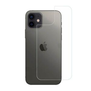 Купить Задняя матовая защитная пленка oneLounge Matte PET Film для iPhone 12 mini (2шт)