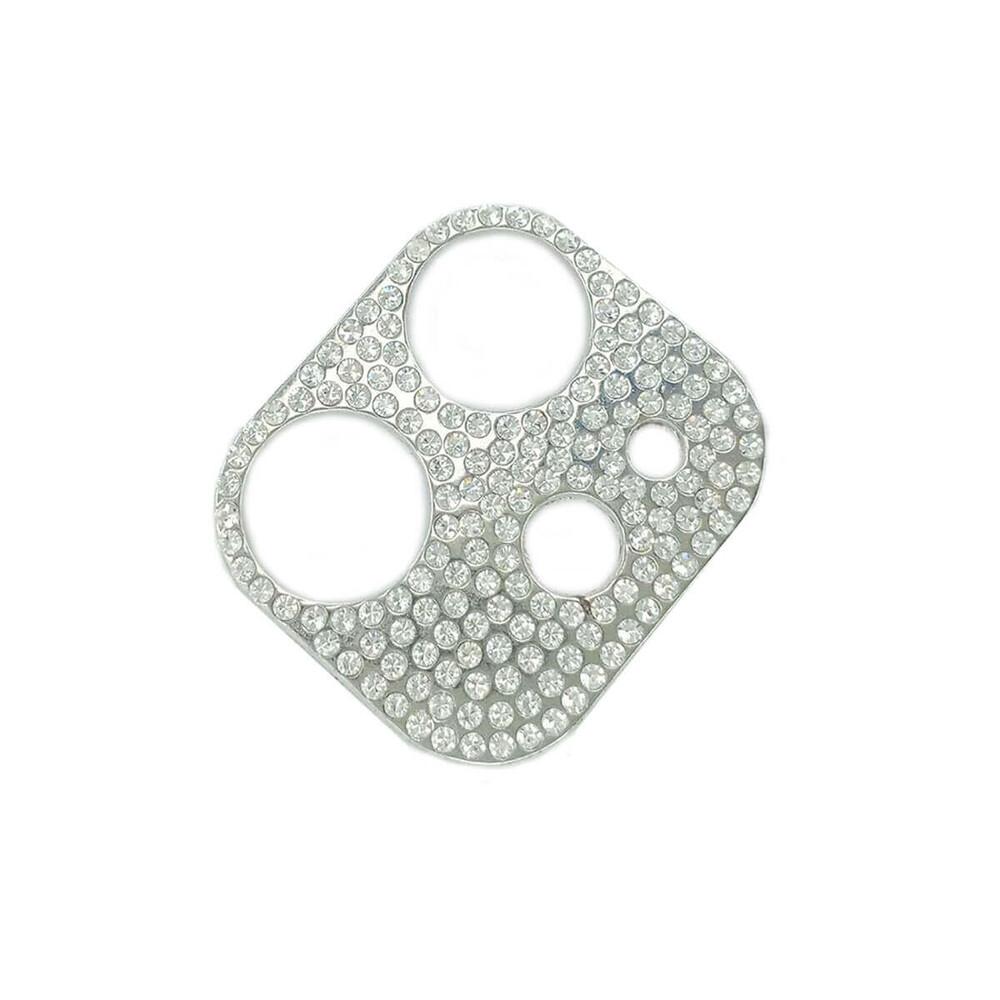 Купить Защитная рамка для камеры OneLounge Diamond Silver для iPhone 11