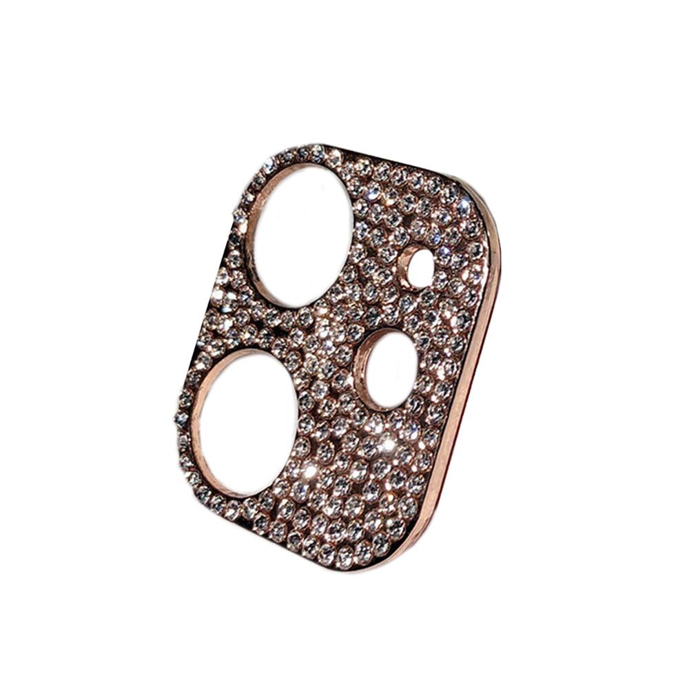 Купить Защитная рамка для камеры oneLounge Diamond Gold для iPhone 11