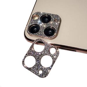 Купить Защитная рамка для камеры OneLounge Diamond Gold для iPhone 11 Pro | 11 Pro Max