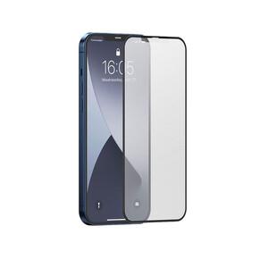 Купить Матовое защитное стекло oneLounge Full Screen Frosted Glass Tempered Film для iPhone 12 Pro Max