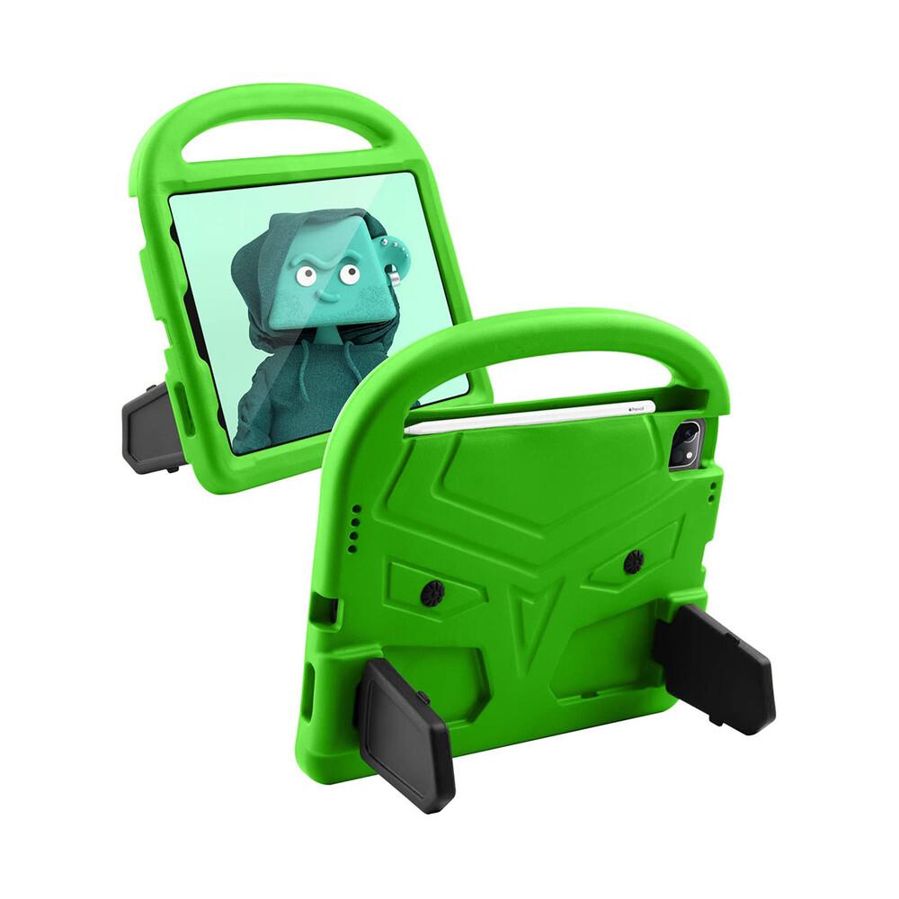 "Детский противоударный чехол iLoungeMax Hand Green для iPad Pro 11"" (2018 | 2020) | iPad Air 4 10.9"" (2020)"