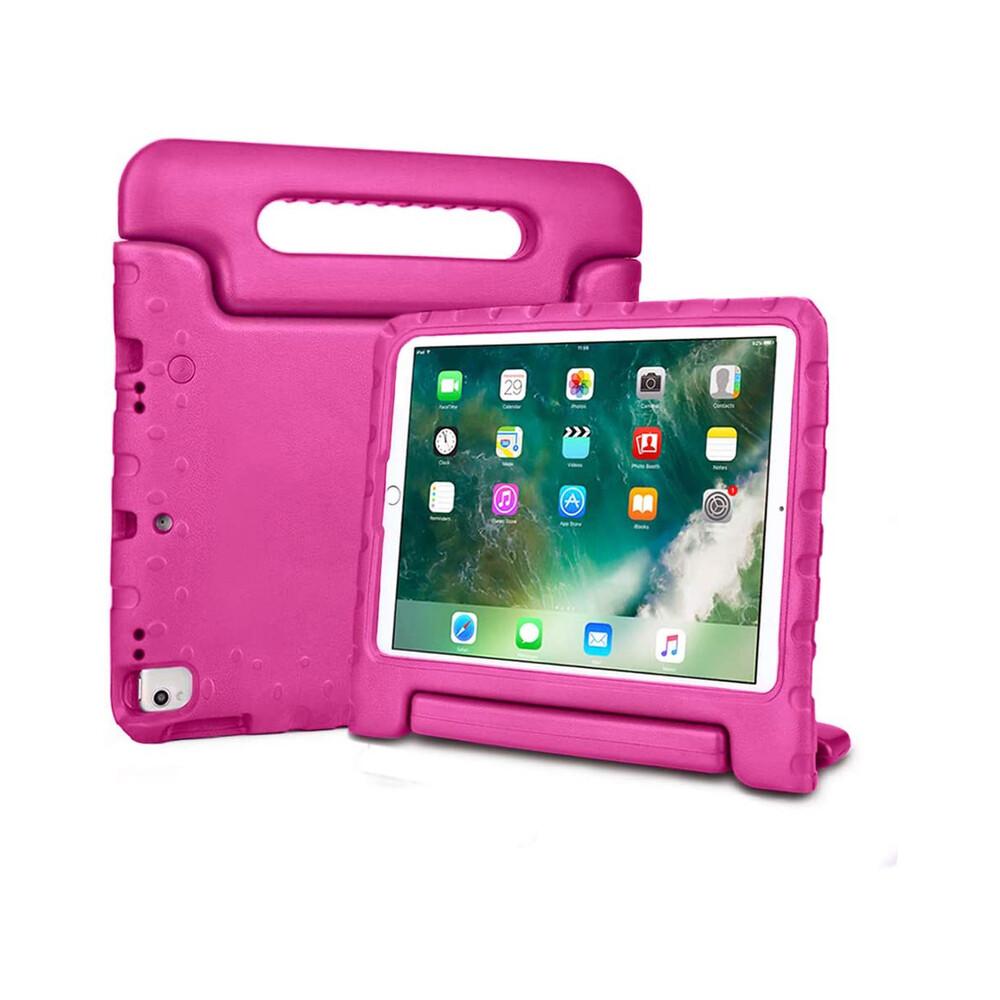 "Детский противоударный чехол iLoungeMax Hand Pink для Apple iPad 7 | 8 10.2"" (2019 | 2020) | Air 3 10.5"" | Pro 10.5"""
