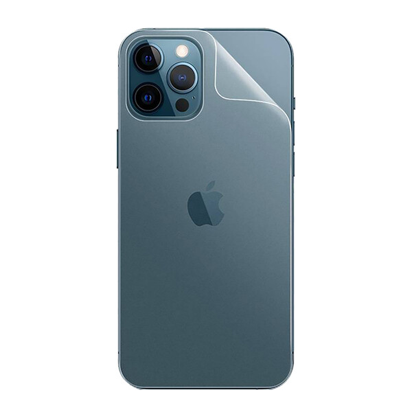 Задняя матовая защитная гидрогелиевая пленка iLoungeMax Matte Hydrogel Film для iPhone 12 | 12 Pro