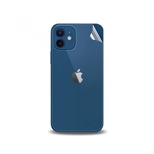 Задняя защитная гидрогелиевая пленка iLoungeMax Hydrogel Film для iPhone 12 mini