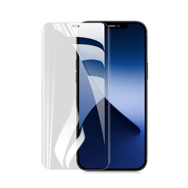 Гидрогелиевая защитная пленка iLoungeMax Hydrogel Film для iPhone 12 mini