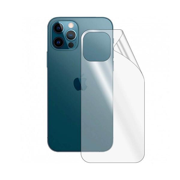 Матовая задняя защитная гидрогелевая пленка iLoungeMax Hydrogel Back Film Matte для iPhone 12 Pro Max