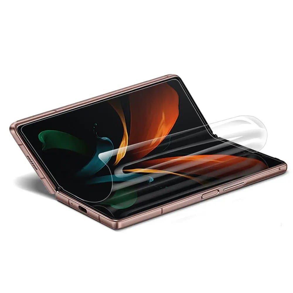 Купить Гидрогелевая защитная пленка 4 в 1 iLoungeMax Hydrogel Film для Samsung Galaxy Z Fold 2