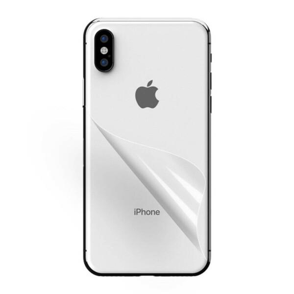 Задняя защитная гидрогелевая пленка iLoungeMax Hydrogel Film для iPhone XS Max