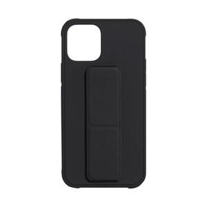 Купить Черный чехол-подставка с держателем oneLounge Case-Stand для iPhone 12 Pro Max