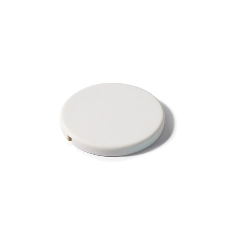 Силиконовый чехол iLoungeMax для беспроводной зарядки iPhone MagSafe White