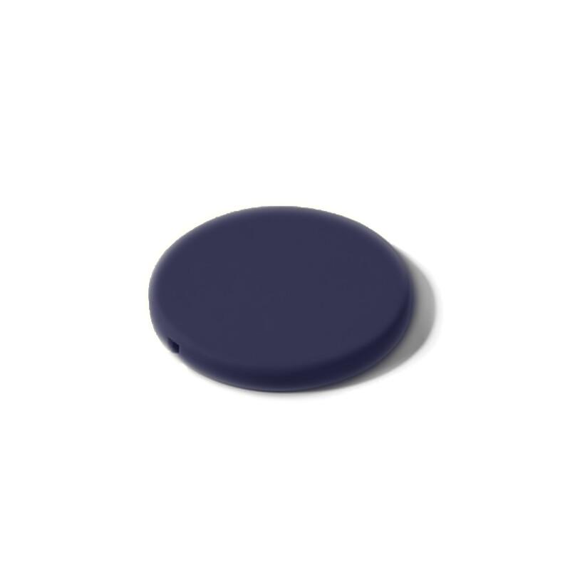 Силиконовый чехол iLoungeMax для беспроводной зарядки iPhone MagSafe Dark Blue