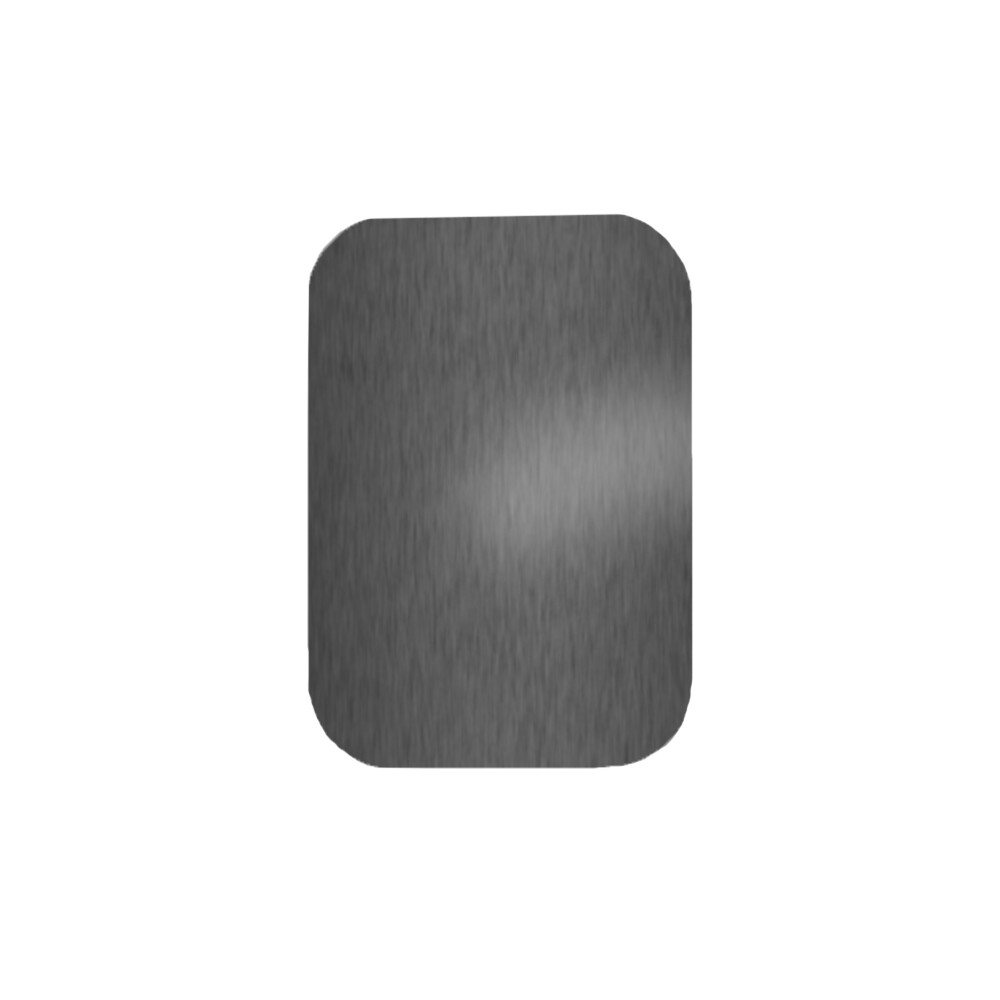 Пластина для магнитного держателя iLoungeMax Iron Plate Disk Rectangle