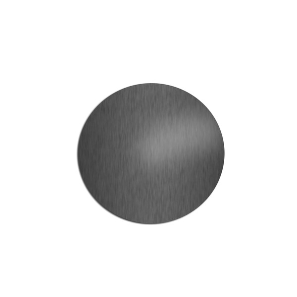 Пластина для магнитного держателя iLoungeMax Iron Plate Disk Round