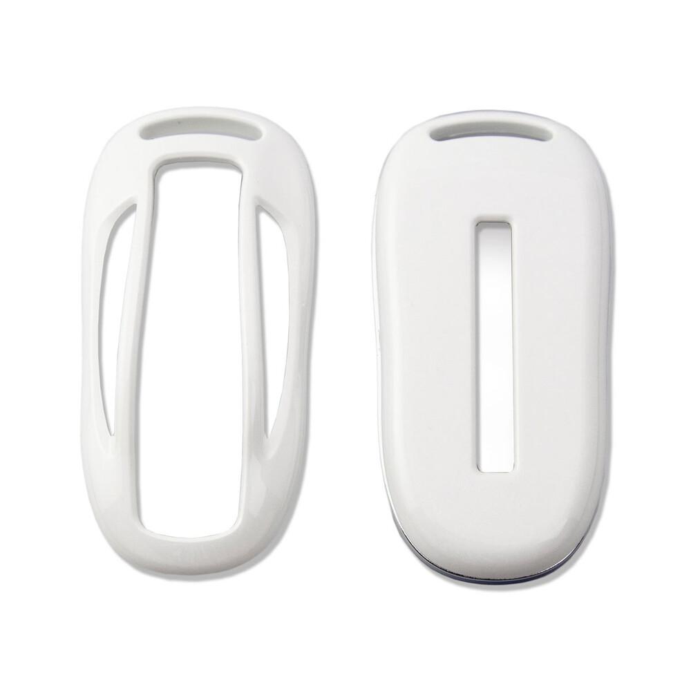Купить Защитный чехол oneLounge Key Case для ключей Tesla Model X | S White