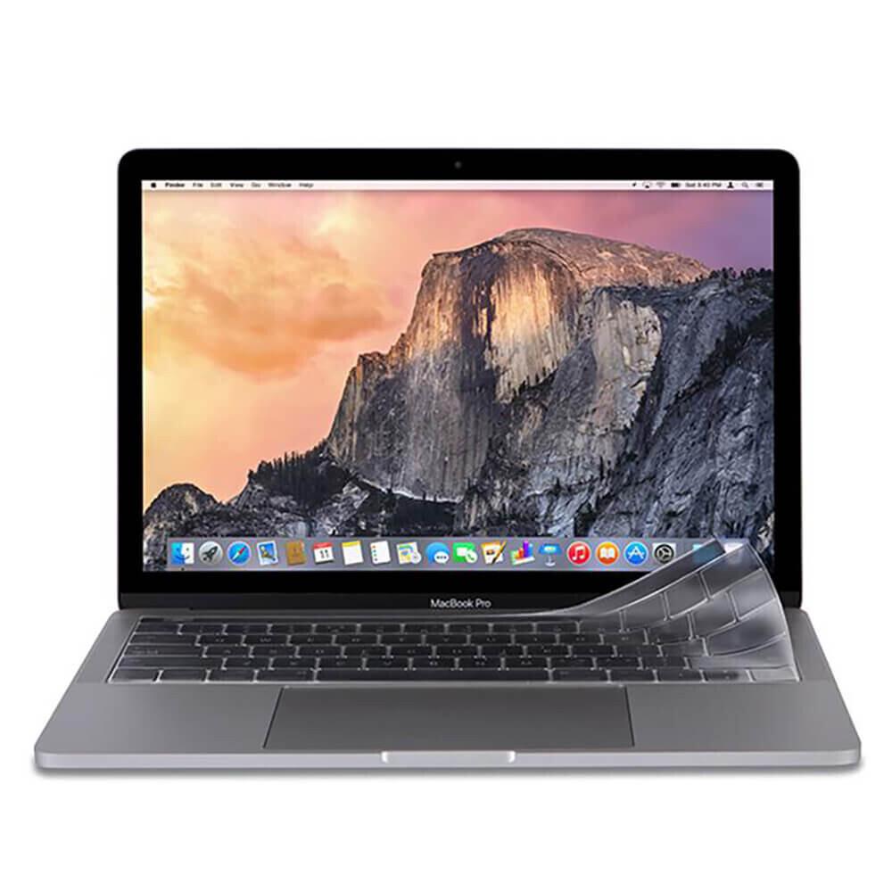 Защитная накладка (пленка) на клавиатуру iLoungeMax Keyboard Protective Cover для MacBook Pro 13 (2020)   Pro 16 (2019) US