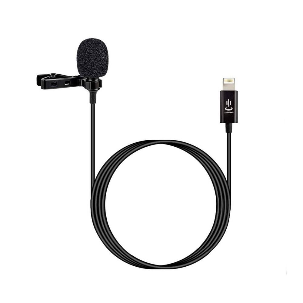 Петличный микрофон iLoungeMax Lavalier JBC-049 для iPhone | iPad