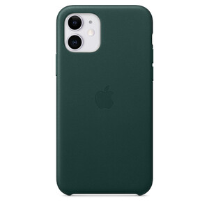 Купить Кожаный чехол oneLounge Leather Case Forest Green для iPhone 11 OEM