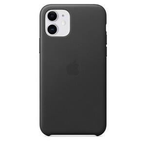 Купить Кожаный чехол oneLounge Leather Case Black для iPhone 11 OEM