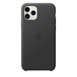 Купить Кожаный чехол oneLounge Leather Case Black для iPhone 11 Pro OEM