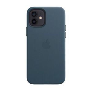 Купить Кожаный чехол oneLounge Leather Case MagSafe Baltic Blue для iPhone 12 | 12 Pro OEM (с поддержкой анимации)