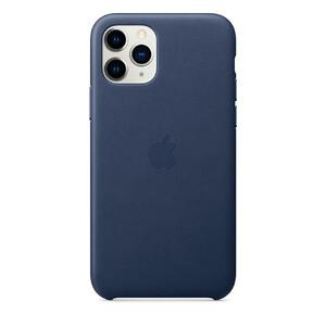 Купить Кожаный чехол oneLounge Leather Case Midnight Blue для iPhone 11 Pro OEM
