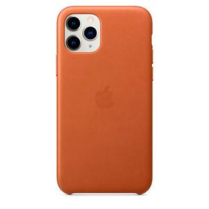 Купить Кожаный чехол oneLounge Leather Case Saddle Brown для iPhone 11 Pro Max OEM