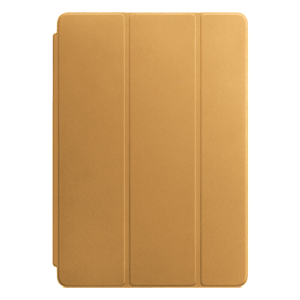 "Чехол oneLounge Leather Smart Case Gold для iPad 8 | 7 10.2"" (2020 | 2019) OEM"
