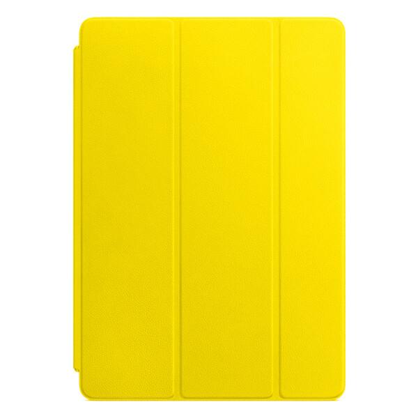 "Чехол Apple Leather Smart Case Yellow для iPad 8 | 7 10.2"" (2020 | 2019) OEM"