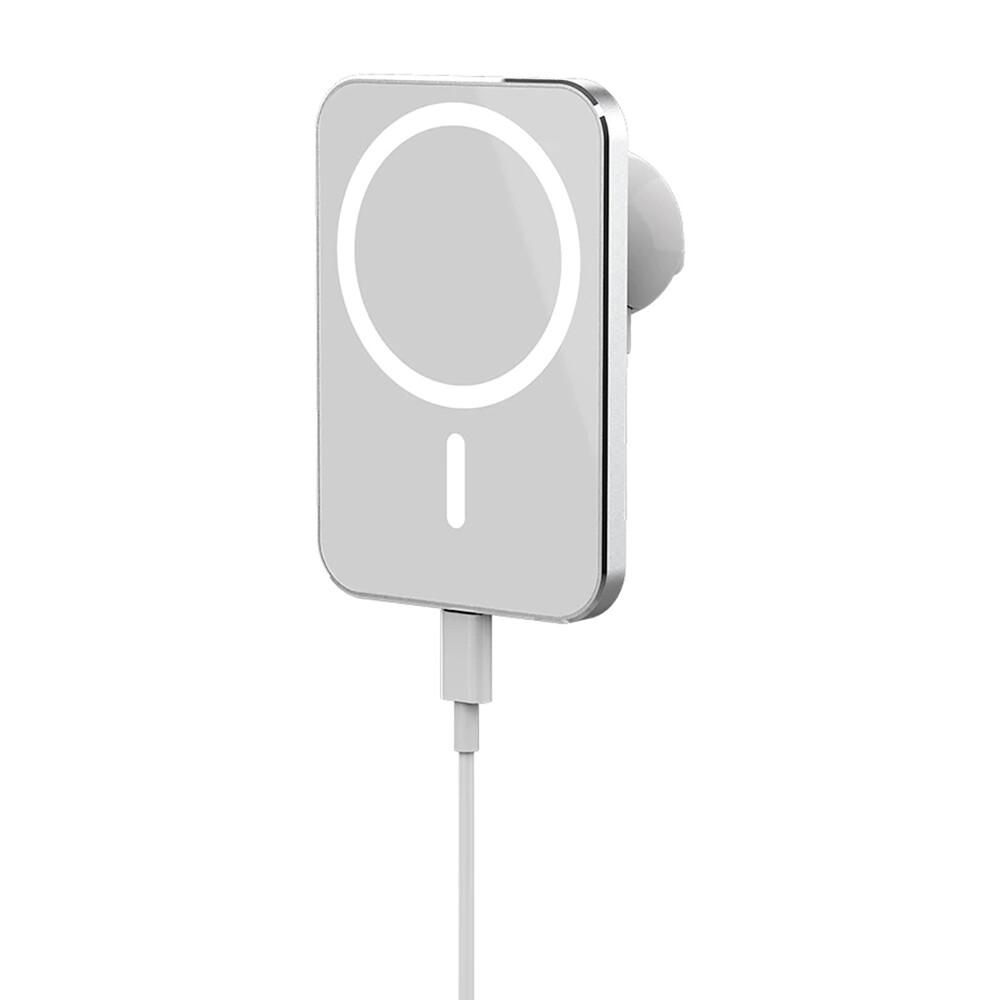 Купить Магнитный автодержатель с беспроводной зарядкой oneLounge MagSafe X16 для iPhone 12 mini | 12 | 12 Pro | 12 Pro Max