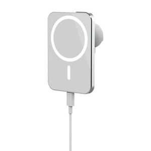 Магнитный автодержатель с беспроводной зарядкой iLoungeMax MagSafe X16 для iPhone 13 | 12